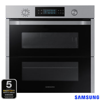 Samsung NV75N5671RS/EU, Single Oven with Dual Cook Flex™ A+ Rating in Stainless Steel