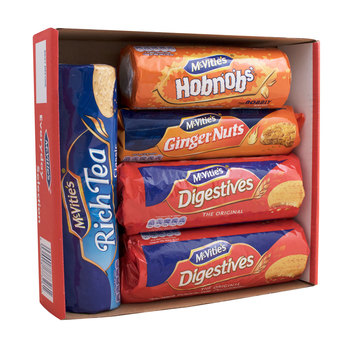 McVitie's Everyday Selection Biscuits, 5 Pack