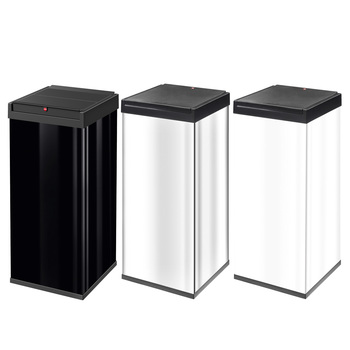 Hailo 71 Litre BigBox Touch Bin in Three Colours