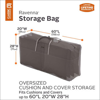 Classic Accessories Ravenna Large Cushion & Cover Storage Bag