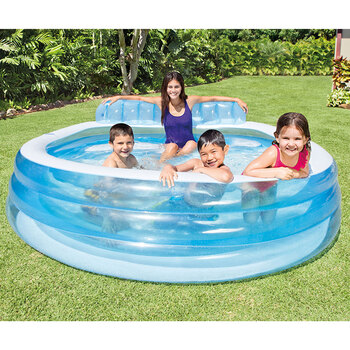 Intex Swim Centre 7ft Inflatable Family Pool L14/P28