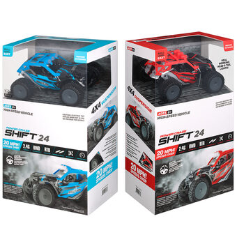 3 Inch (7.6 cm) Power Craze High Speed Remote Control Car (8+ Years)