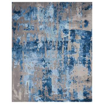 Prismatic Charisma Blue Rug in 3 Sizes