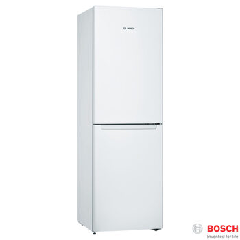 Bosch KGN34NWEAG, Fridge Freezer A++ Rating in White