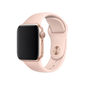 Apple Watch Series 5, MWVE2B/A, GPS, 44mm Gold Aluminium Case with Pink Sand Sports Band