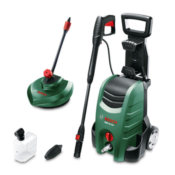 Bosch AQT 40-13 High Pressure Washer Package