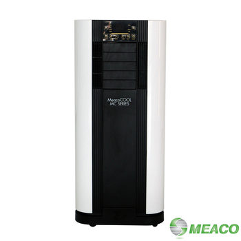 Meaco MeacoCool MC Series 9K BTU Portable Air Conditioner & Heater with Remote Control, 9000BTU