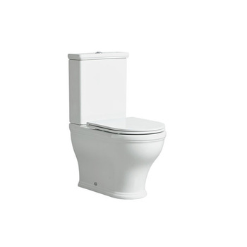 Tavistock Lymington Fully Enclosed Coupled WC Set