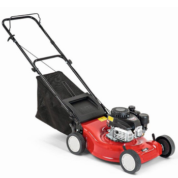 "MTD Thorx 123cc 18"" (46cm) Push Propelled Petrol Lawn Mower - Model MTD46"