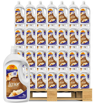 Lenor Gold Orchid Super Concentrate Fabric Conditioner, 190 Wash Pallet Deal (135 Units)