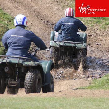 Virgin Experience Days Quad Biking for Two People