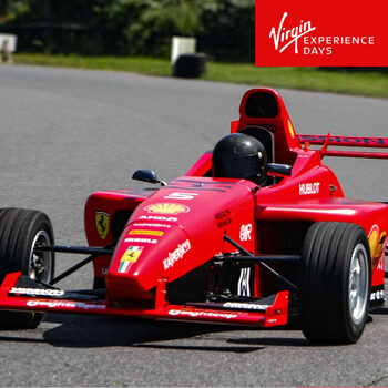 Virgin Experience Days Single Seater Racing Driver Experience For One Person (17 Years +)