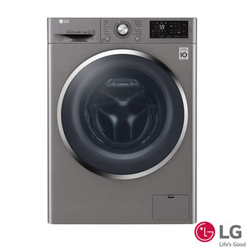 LG F4J6AM2S, 8kg/4kg, 1400rpm Washer Dryer A Rating in Graphite