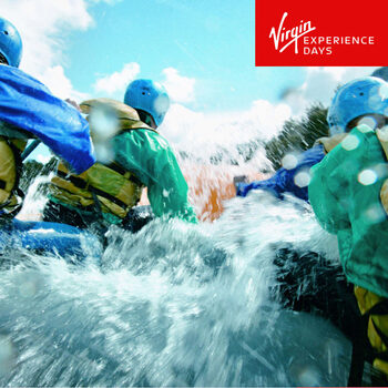 Virgin Experience Days White Water Rafting for Two People