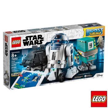 LEGO Star Wars BOOST Droid Commander - Model 75253 (8+ Years)
