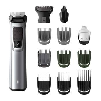 Philips Series 7000, 13 in 1 Face, Hair and Body Multigroom, MG7715/13