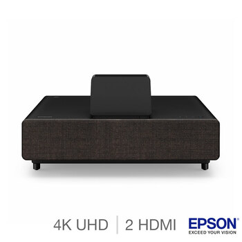 Epson EH-LS500B 4K Ultra HD Android Ultra-Short Throw Laser Projector