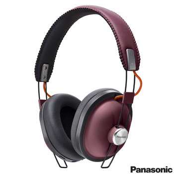 Panasonic RP-HTX80B Bluetooth Wireless Over-Ear Headphones