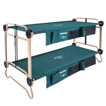 Disc-O-Bed Cam O Bunk XL Camping Bed with Side Organisers