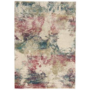 Fusion Rich Ivory Abstract Rug in 2 Sizes