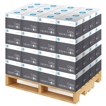 HP Copy A4 80gsm White Pallet of Paper - 160,000 sheets