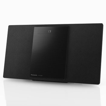 Panasonic SC-HC2020EBK Hi-Fi System with Google Chromecast in Black