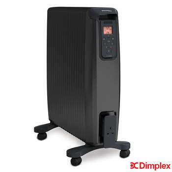 Dimplex 2kW EvoRad Bluetooth Controlled Oil Free Radiator in Anthracite, EVORAD2BTA