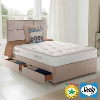 Sealy Posturepedic Backcare Ortho Divan Set in 4 Sizes