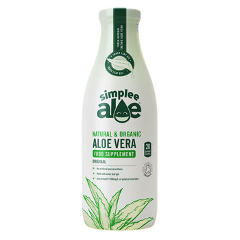 Simplee Aloe Vera Food Supplement, 1 litre
