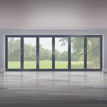Origin Bi-fold Door up to 6m available in 2 colours