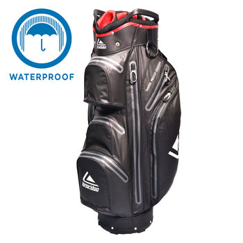"Longridge 9"" Aqua Cart Golf Bag"