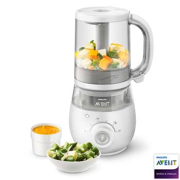 Philips AVENT 4-in-1 Healthy Baby Food Maker SCF875/01