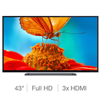 Toshiba 43L3753DB 43 Inch Full HD TV