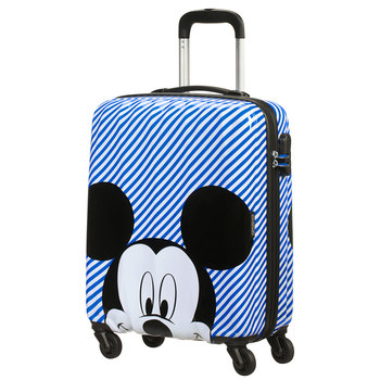 American Tourister Hypertwist Disney Mickey Mouse Hardside Spinner Cabin Case