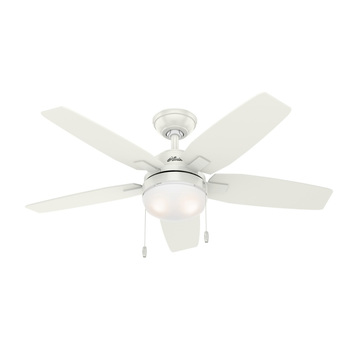 Hunter Arcot 5 Blade (117cm) Indoor Ceiling Fan with Lights