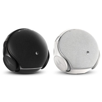 Motorola Sphere+ 2 in 1 Bluetooth Speaker and Headphone System