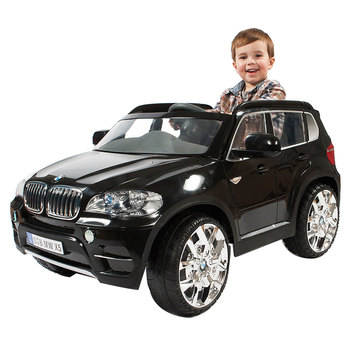 Rollplay BMW X5 SUV 12V Children's Electric Ride On With Remote Control (3+ Years)