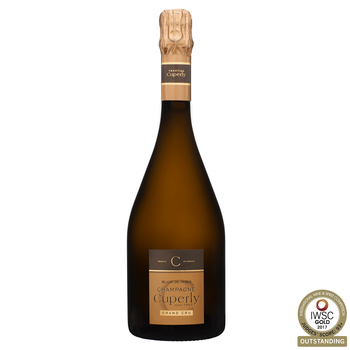 Cuperly Blanc De Noirs Grand Cru Champagne, 75cl