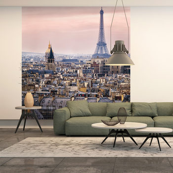 Grosfillex Paris Skyline Wall Graphic - 5.85m ²