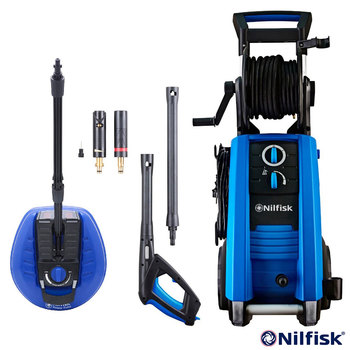 Nilfisk P150.2-10 Power X-Tra Pressure Washer with Patio Cleaner
