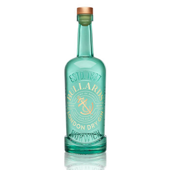 Bullards London Dry Gin, 70cl
