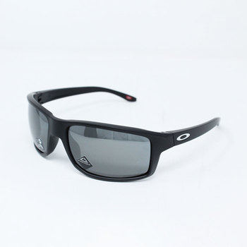 Oakley Matte Black Sunglaases with Grey Lenses, OO9449 03