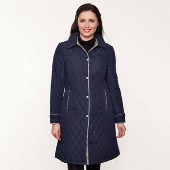 David Barry Women's Quilted Coat in 9 sizes and 2 Colours