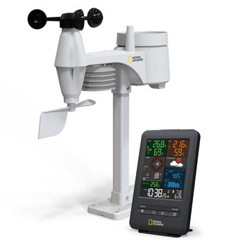 National Geographic 5 in 1 Weather Station