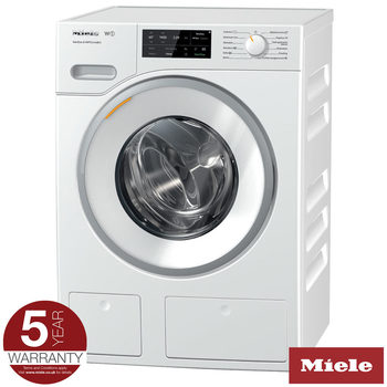 Miele WWE660, 8kg 1400rpm Washing Machine A+++-10% Rating in White