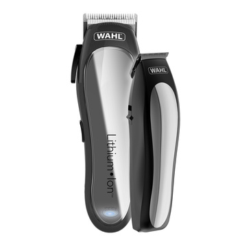 Wahl Hair Clipper & Trimmer Kit Black, 79600-805