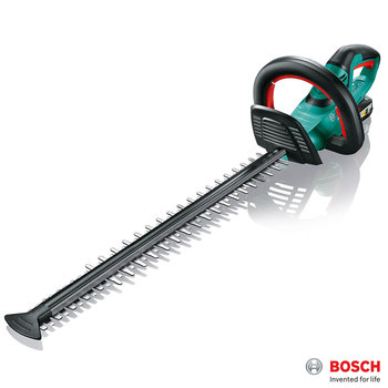 Bosch 18V Cordless Hedgecutter With Battery & Charger - Model AHS 55-20 LI