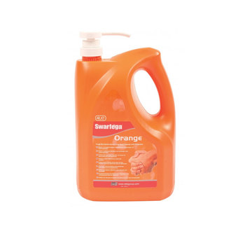 Swarfega Orange Scented Hand Cleanser, 4L