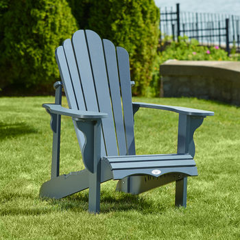 Leisure Line Classic Adirondack Garden Chair