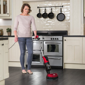 Ewbank All in One Floor Polisher & Vacuum Cleaner, EPV1100